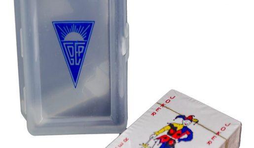 Baralho cartas – 3.90€