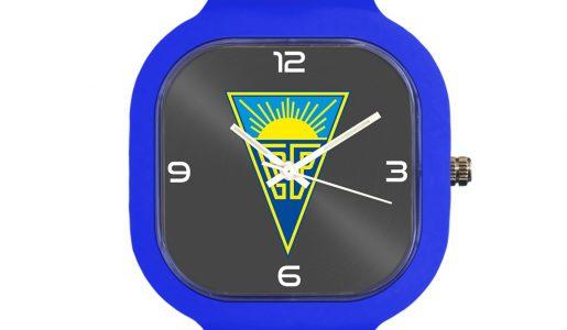 Relógio Oficial Estoril Praia (Fundo Preto) – 24,50€