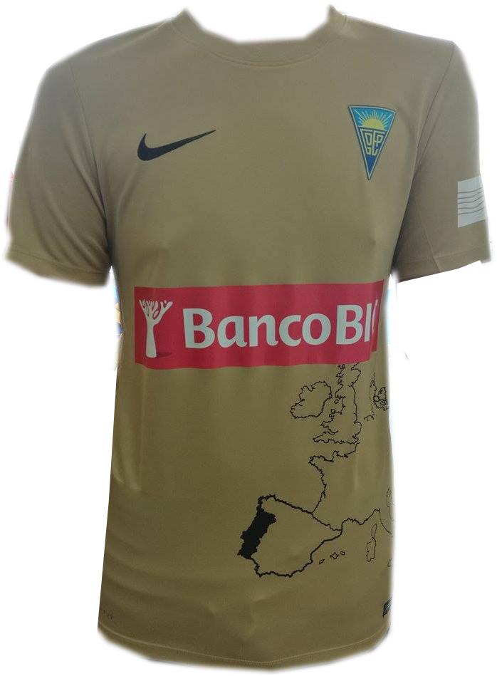 Camisola official Dourada – 65€