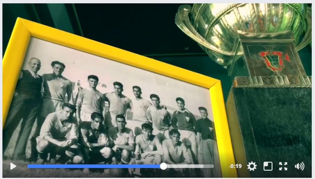 Vídeo: O presente para o museu
