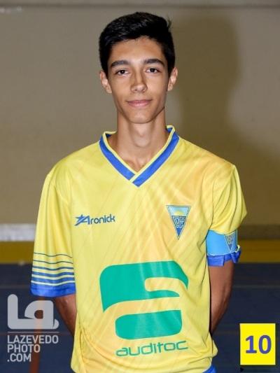 """Pedro Gomes """"Messi"""""""
