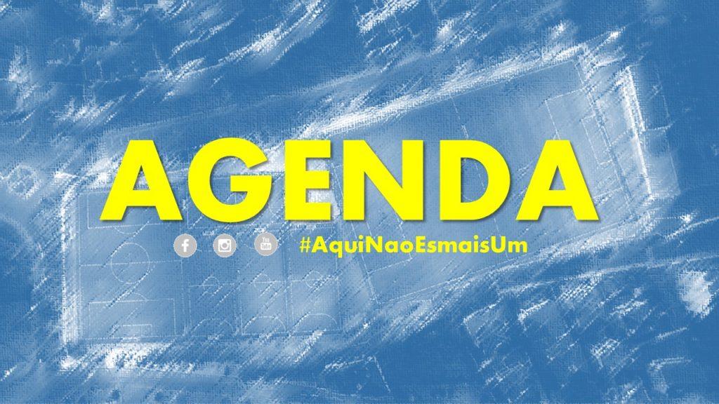 Agenda Mágica de 9 e 10 de Setembro