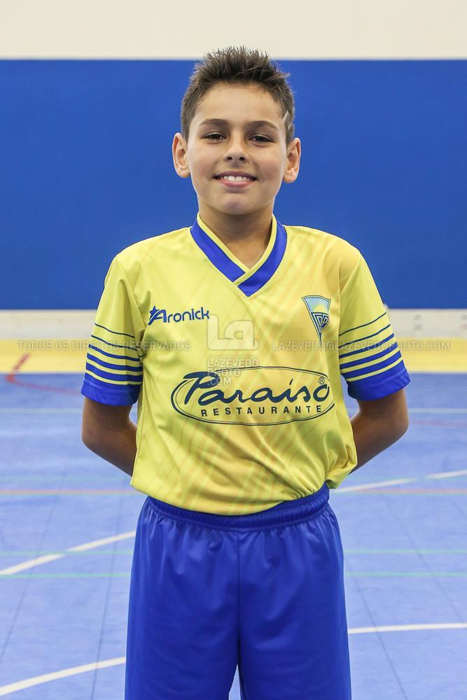 13 – Lucas Delgado