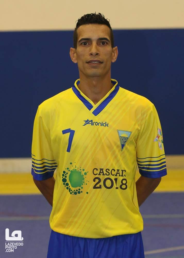 """7 – Paulo Xavier Sousa """"Xavi"""""""