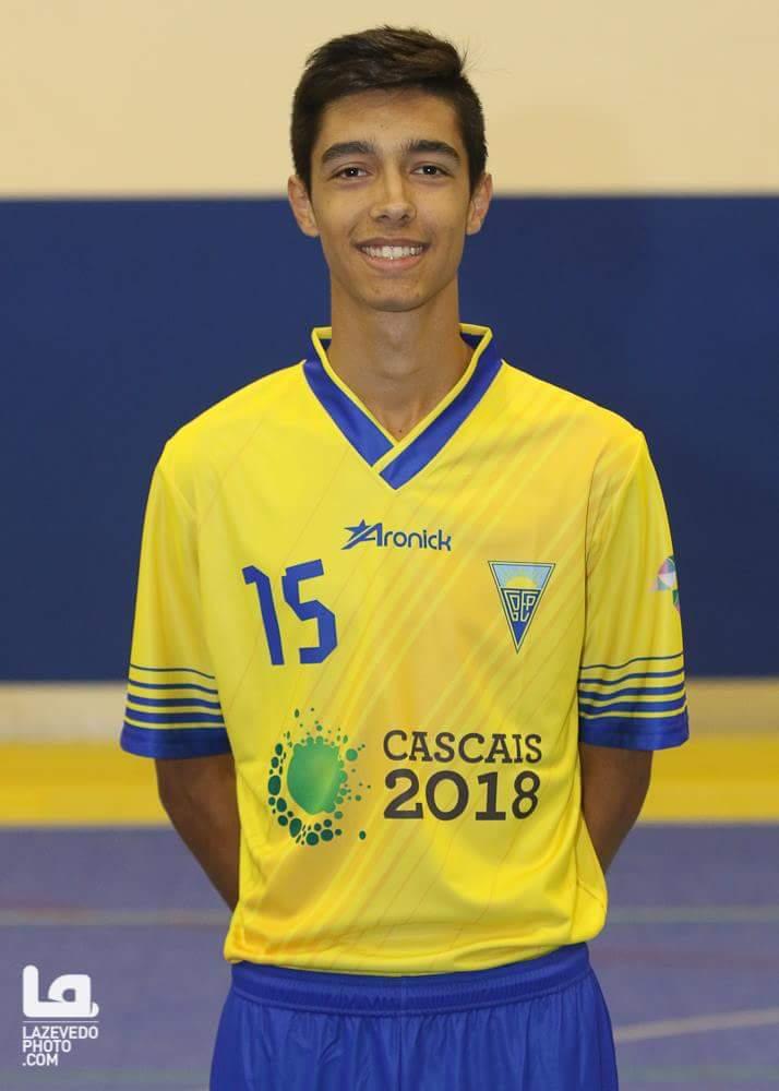 """15 – Pedro Gomes """"Messi"""""""