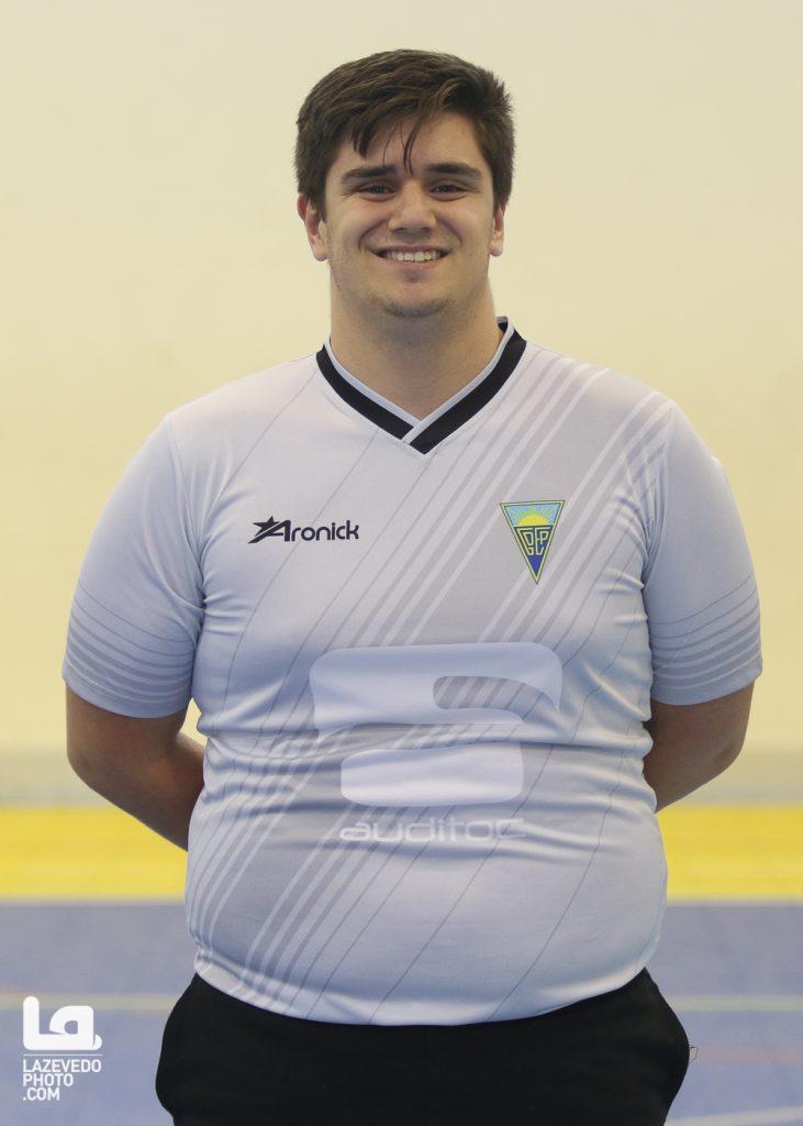 22 – Rodrigo Lourenço
